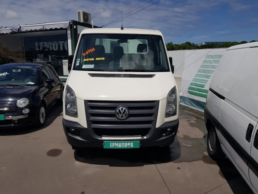 Vw Crafter, 2007