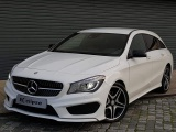 Mercedes-Benz CLA 220 CLA 220 CDI SHOOTING BRAKE NIGHT 177 CV.PACK AMG