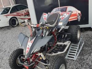 Yamaha YFZ 450 Factory Racing