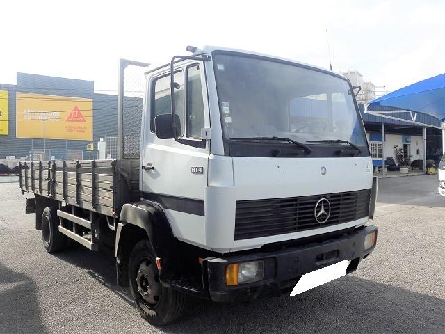Mercedes-Benz 100 814