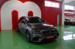 Mercedes-benz E 43 amg 4-MATIC