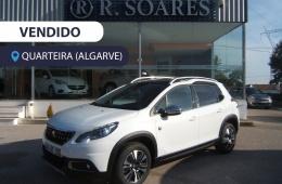 Peugeot 2008 Crossway 1.6 BlueHDi (120cv) (GPS) (Camera) (Tecto Panorâmico)