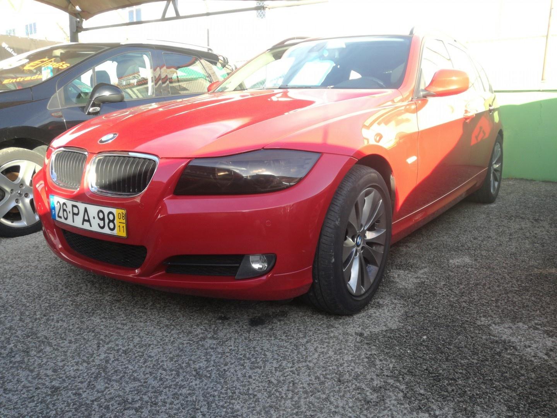 BMW 318 Touring Gps