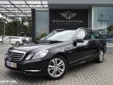 Mercedes-benz E 250 CDI Station Avantgarde Auto.