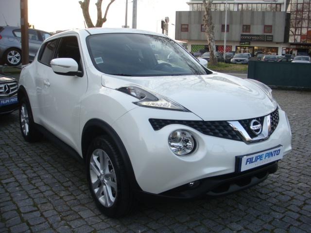 Nissan Juke 1.5 DCI N-Tec (Novo Modelo)