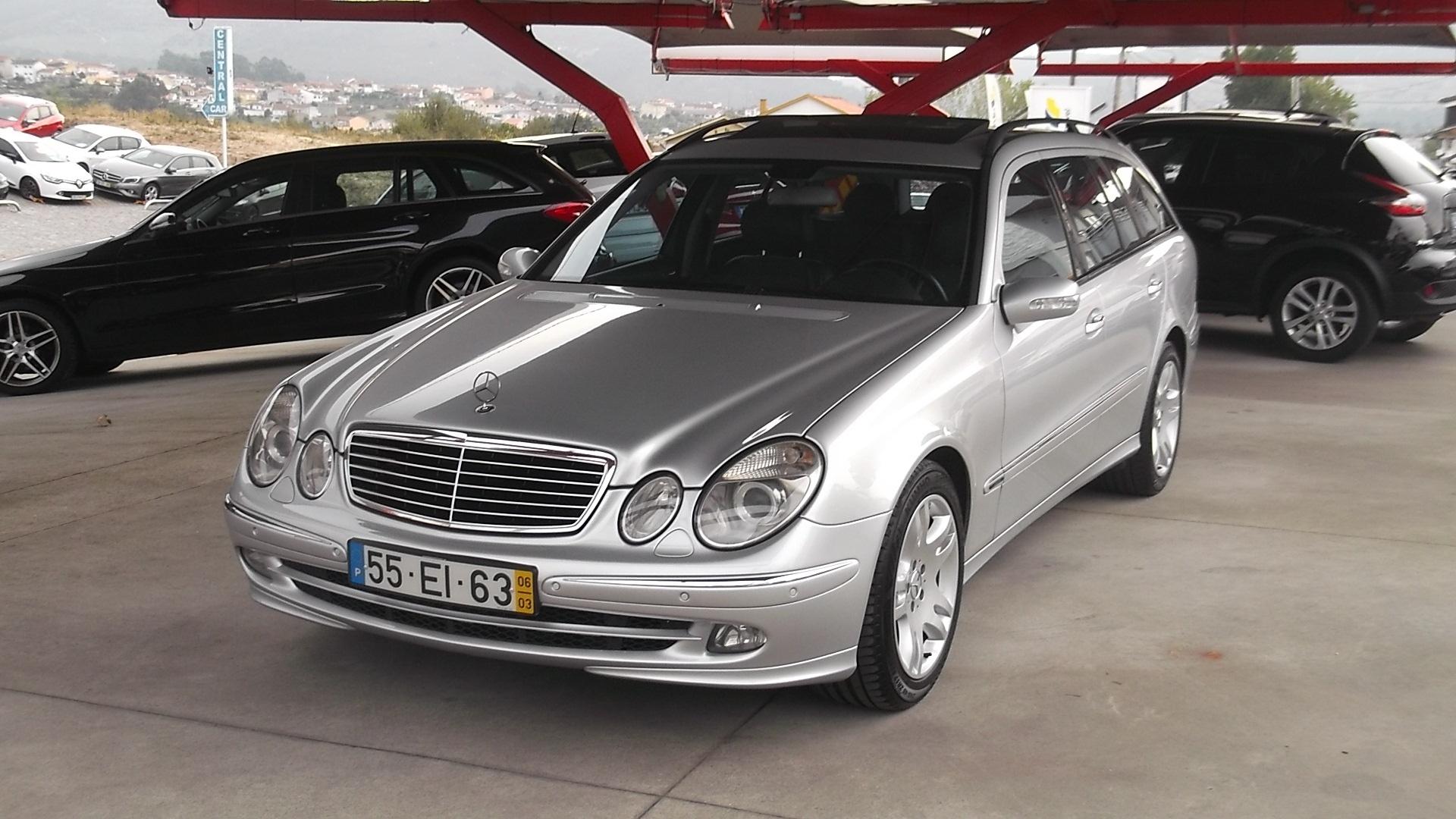 Mercedes-Benz E 220 Avangarde CDI