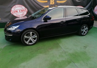 Peugeot 308 SW 1.6BlueHDI DVD CABECEIRAS FULL EXTRAS