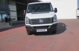 Vw Crafter cabine dupla