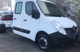 Renault Master CHASSIS CABINA L3 3.5T 2.3 DCI 130CV