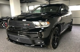 Dodge Durango R/T V8 HEMI AWD BLACK TOP PRINS LPG