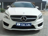 Mercedes-Benz CLA 220 S.Brake Auto AMG LED