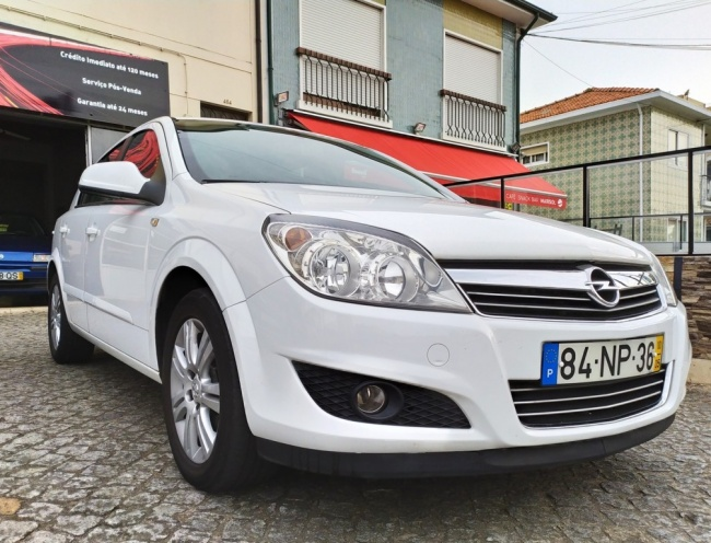 Opel Astra 1.7 CDTi Cosmo EcoFLEX