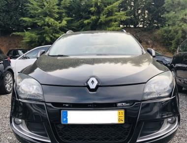 Renault Mégane Break 1.5 DCI GTLINE
