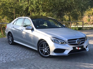 Mercedes-benz E 300 BlueTec Hybrid AMG