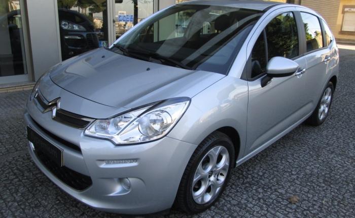 Citroën C3, 2013