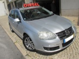 Vw Golf Variant 1.9 TDI  CLIMA Bluemotion