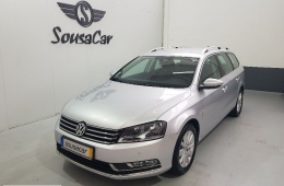 Vw Passat variant 1.6 TDI BlueMotion Highline