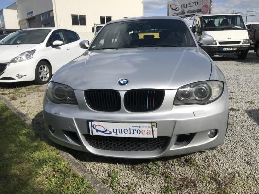 BMW 120, 2007