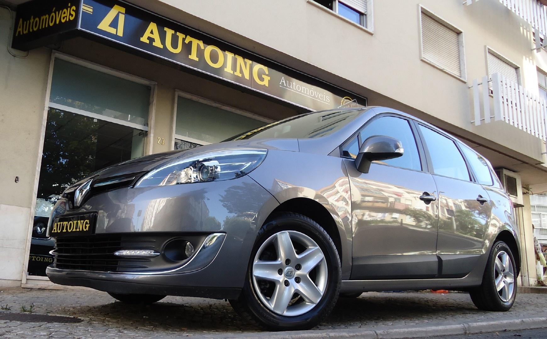 Renault Grand Scénic 1.5 DCI 110CV DINAMIC 7 LUG