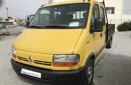 Renault Master Cab. Dupla