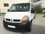 Renault Master Cab. Tripla