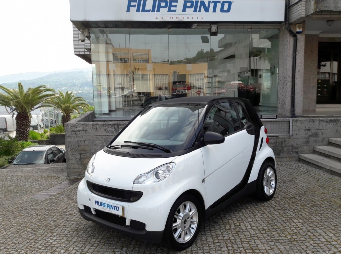 Smart ForTwo 1.0 Pure 61
