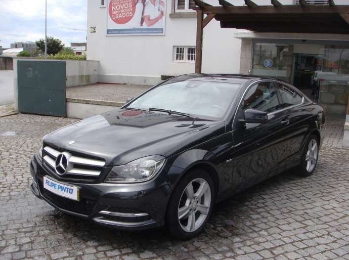 Mercedes-Benz C 220 CDI BlueEfficiency GPS