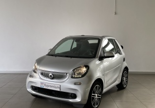 Smart ForTwo Electric Drive Brabus Style