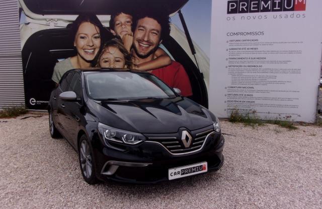 Renault Megane 1.5 Dci Gt Line 110cv