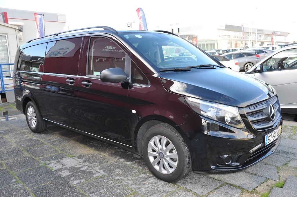 Mercedes-Benz Vito 111 Cdi 9 Lugares
