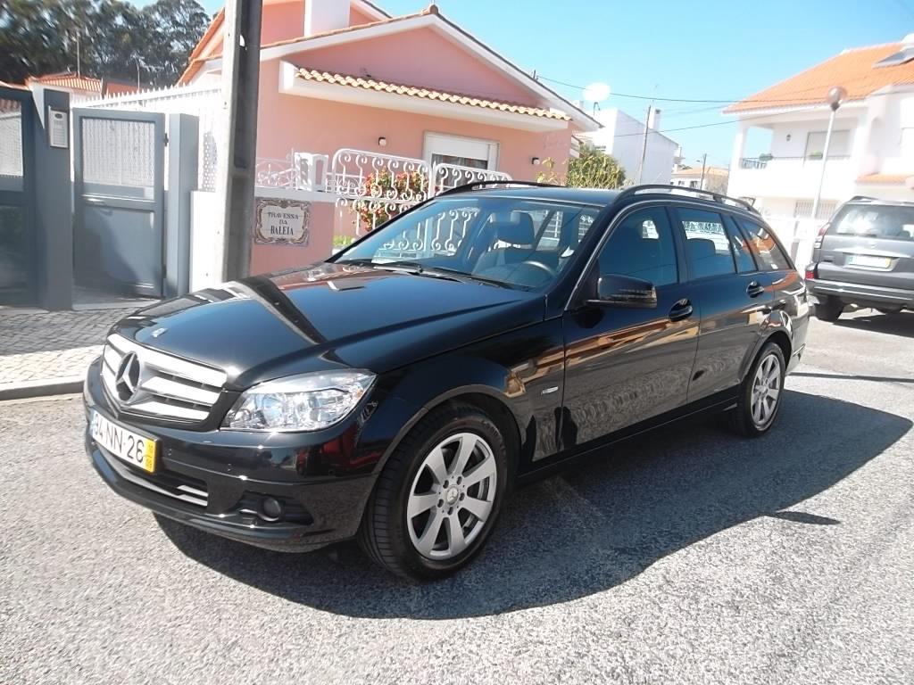 Mercedes-Benz C 220 CDI STATION BE ELEGANCE