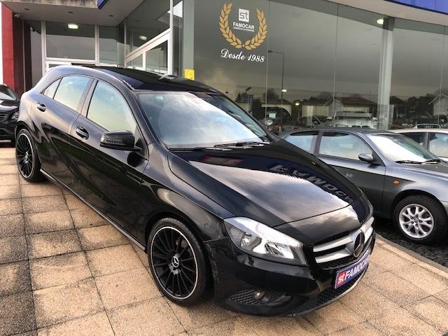 Mercedes-Benz A 180 CDI NAV