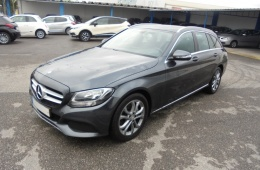 Mercedes-Benz C 200 D Bluetec Sw