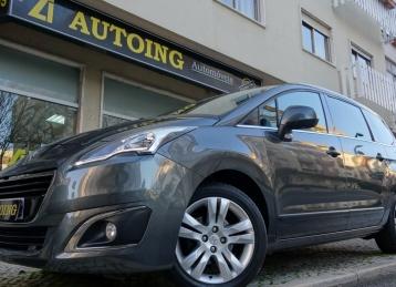 Peugeot 5008 1.6 HDI ALLURE TECH MOTION