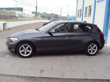 BMW 116 D Efficiency Dynamics 115cv