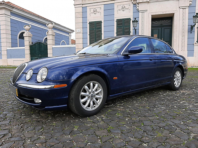 Jaguar S-Type 2.5 V6 Luxury