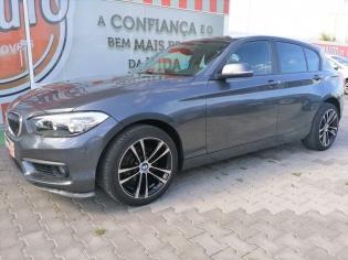 BMW 118 D EDYNAMICS
