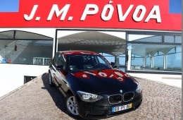 BMW Série 1 116 d EfficientDynamics 116cv
