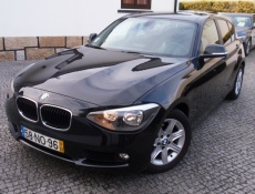 BMW 116 D LineSport GPS