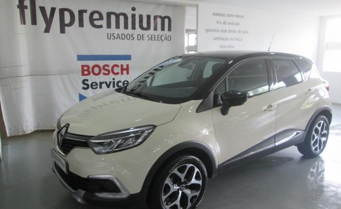 Renault Captur, 2018