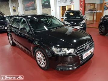 Audi A3 sportback 1.6TDI ATTRATION NAVIG até  5 Anos GARANTIA