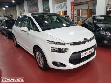 Citroën C4 picasso 1.6e-HDI SEDUTION até 5 Anos GARANTIA