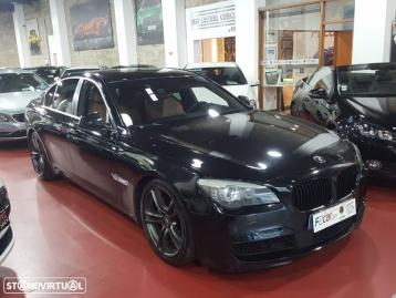 BMW 740 D xDRIVE PACK M