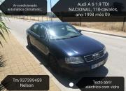 Audi A6 1.9 tdi 110-cavalos nacional
