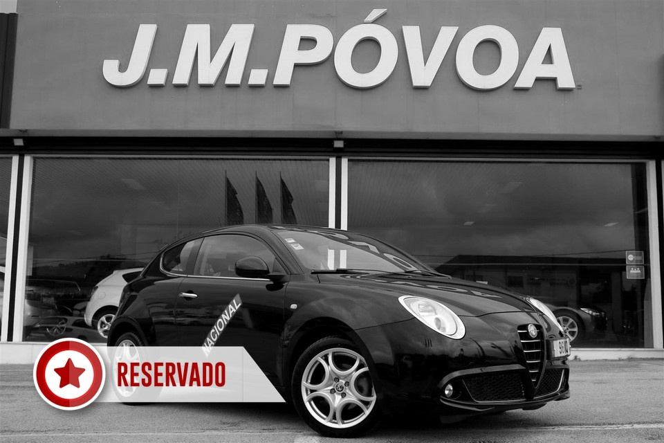 Alfa Romeo Mito 1.3 JTDm Distinctive