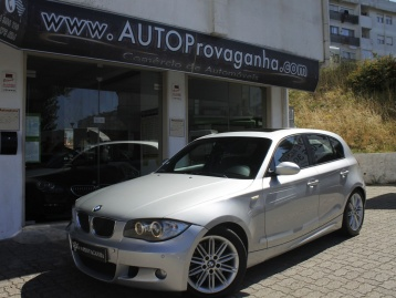 BMW Série 1 123 d Pack M