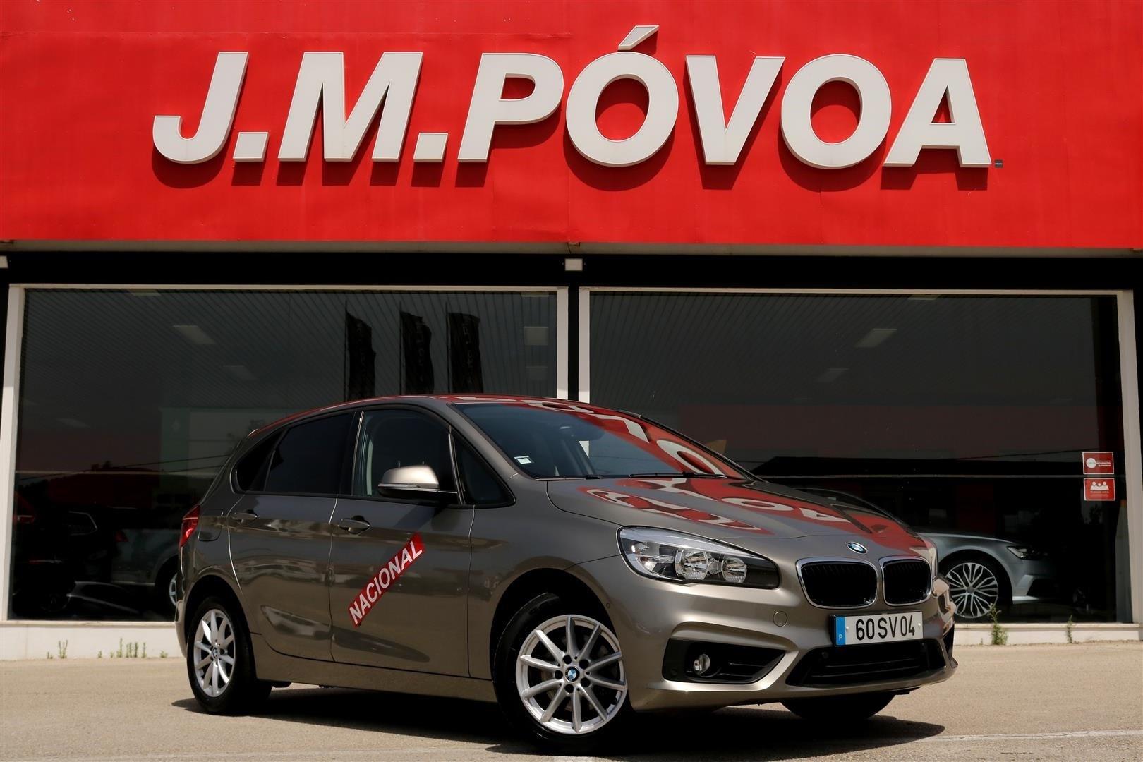 BMW Série 2 Active Tourer 218 D Advantage GPS 150cv