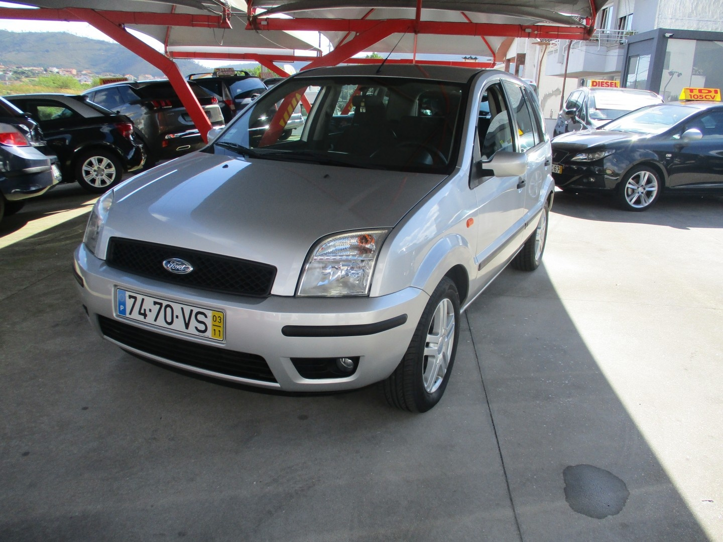 Ford Fusion 1.25 Trend