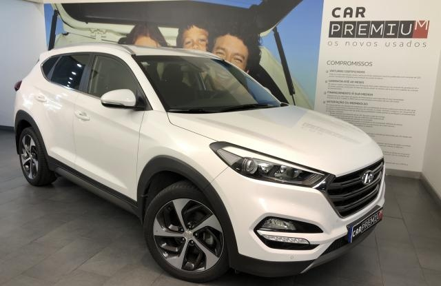 Hyundai Tucson 1.7 CRDi Executive DCT