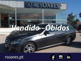 Mercedes-Benz E 220 CDi Avantgarde BE Aut. 140g (170cv) (5p)